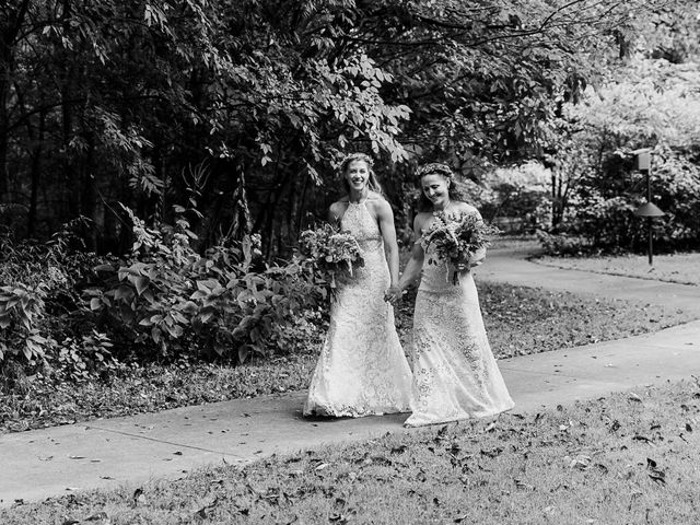 Michelle and Lauren's Wedding in Memphis, Tennessee 74