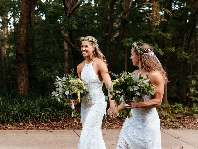 Michelle and Lauren's Wedding in Memphis, Tennessee 76