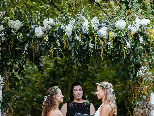 Michelle and Lauren's Wedding in Memphis, Tennessee 79