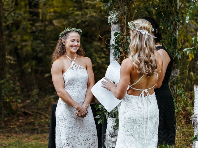 Michelle and Lauren's Wedding in Memphis, Tennessee 80