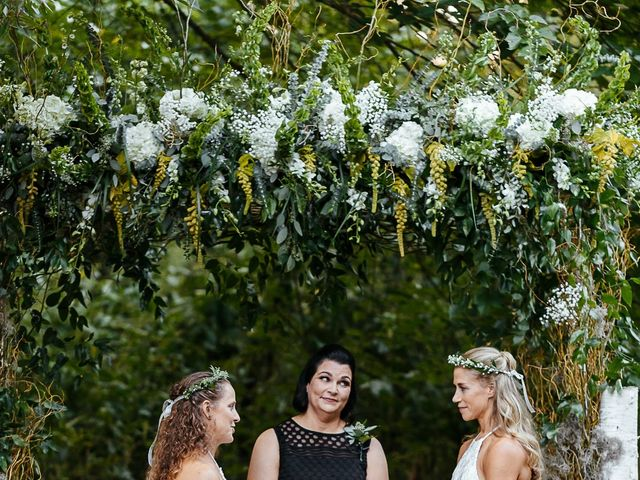 Michelle and Lauren's Wedding in Memphis, Tennessee 83