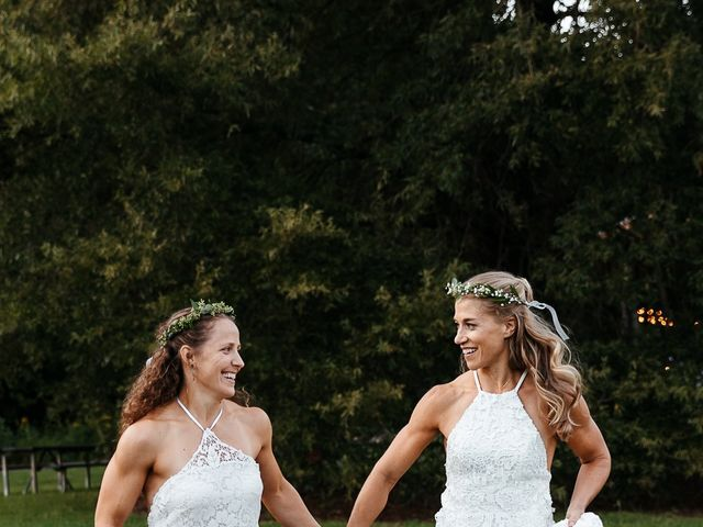 Michelle and Lauren's Wedding in Memphis, Tennessee 101