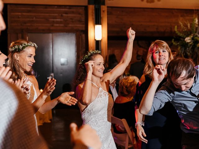 Michelle and Lauren's Wedding in Memphis, Tennessee 127