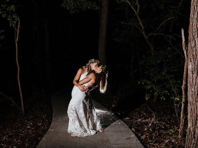 Michelle and Lauren's Wedding in Memphis, Tennessee 138