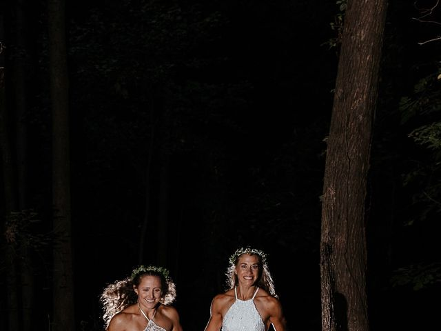 Michelle and Lauren's Wedding in Memphis, Tennessee 139