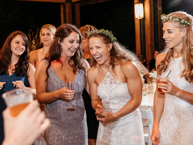 Michelle and Lauren's Wedding in Memphis, Tennessee 147