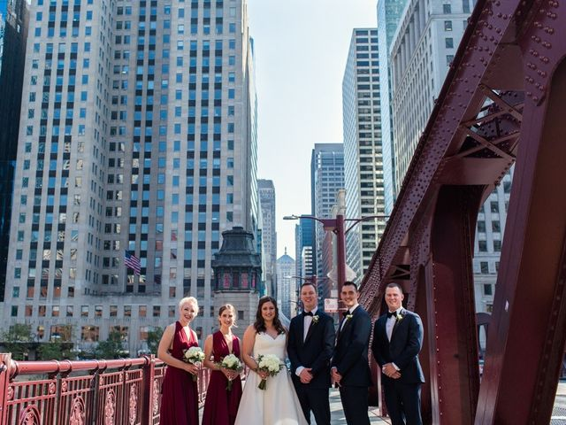 Rob and Amanda's Wedding in Chicago, Illinois 14