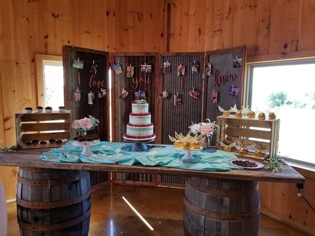 Jordan and Heather's Wedding in Tulsa, Oklahoma 15