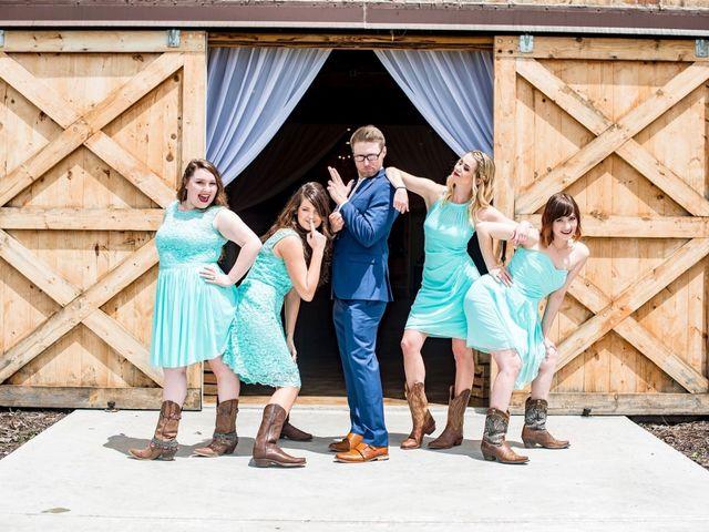 Jordan and Heather's Wedding in Tulsa, Oklahoma 37