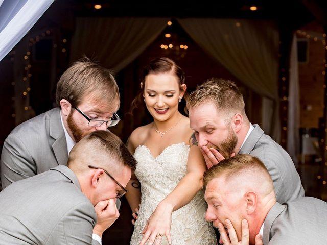 Jordan and Heather's Wedding in Tulsa, Oklahoma 40