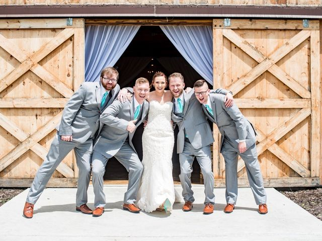 Jordan and Heather's Wedding in Tulsa, Oklahoma 43