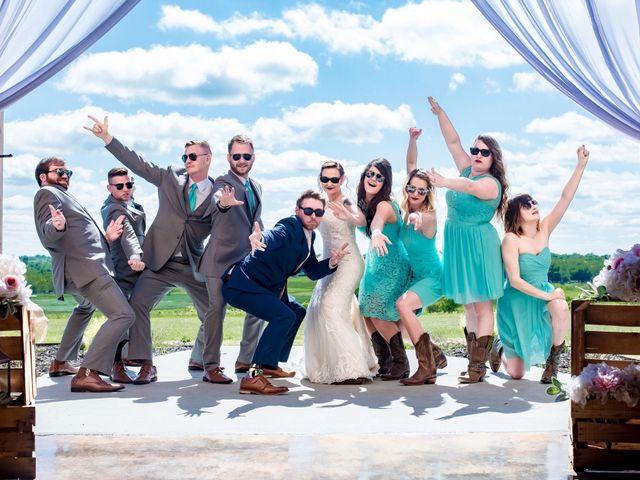 Jordan and Heather's Wedding in Tulsa, Oklahoma 45