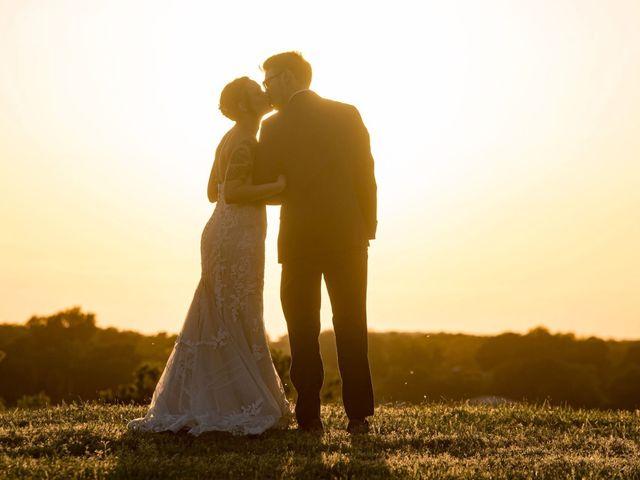 The wedding of Heather and Jordan