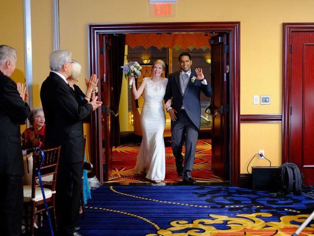 Ravi and Brenda's Wedding in Boston, Massachusetts 21