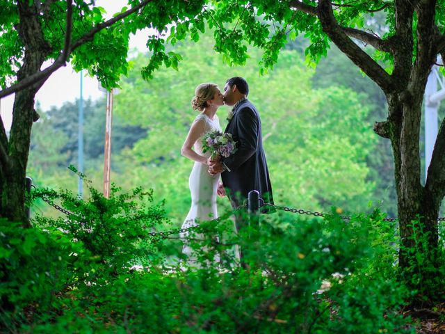 The wedding of Brenda and Ravi
