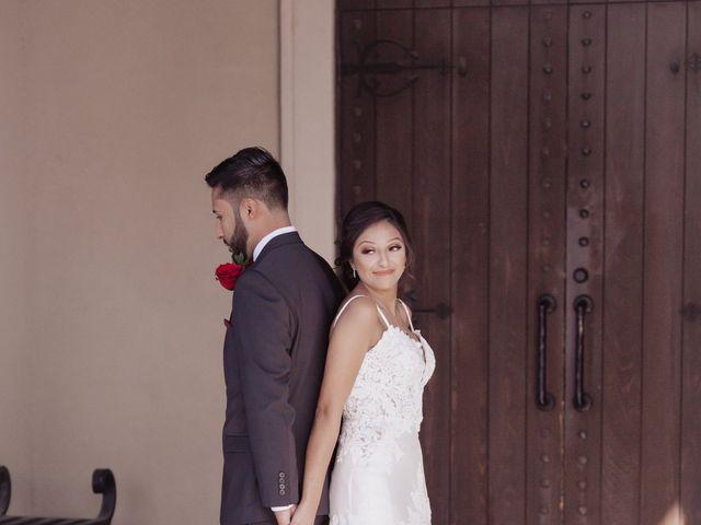 Zelia and Noel's Wedding in The Colony, Texas 8
