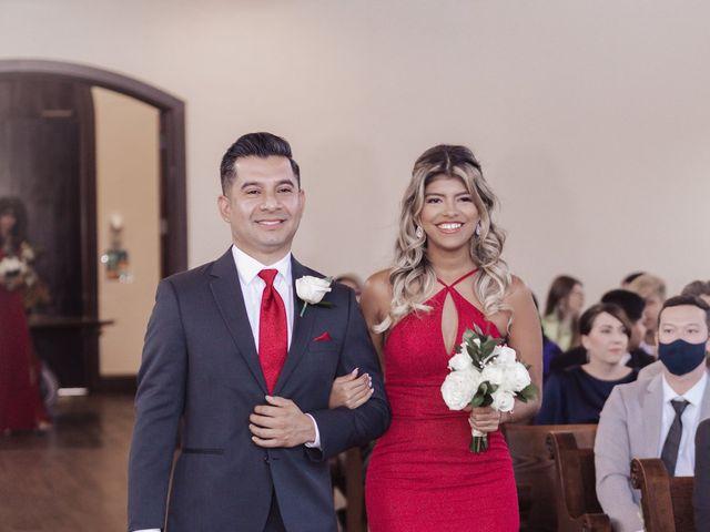 Zelia and Noel's Wedding in The Colony, Texas 13