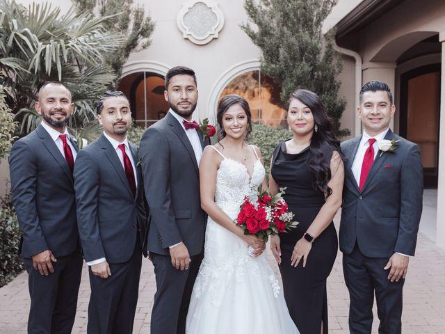 Zelia and Noel's Wedding in The Colony, Texas 19
