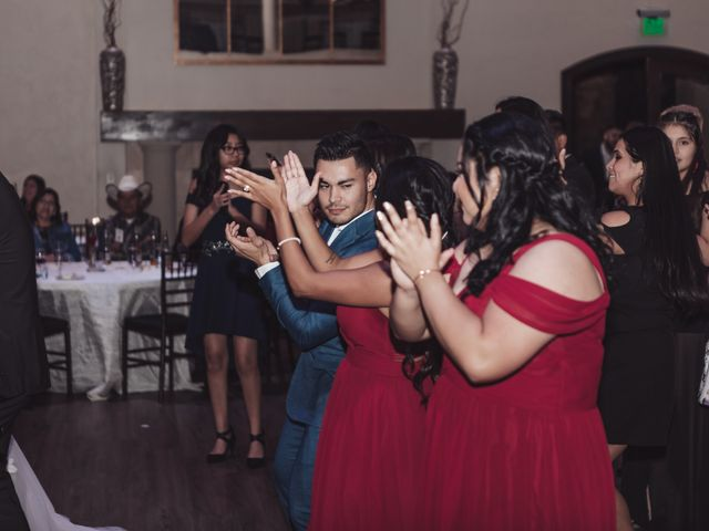 Zelia and Noel's Wedding in The Colony, Texas 32