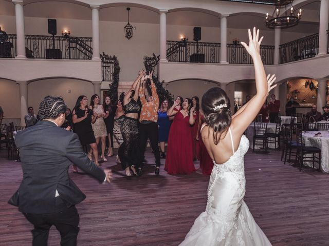 Zelia and Noel's Wedding in The Colony, Texas 35