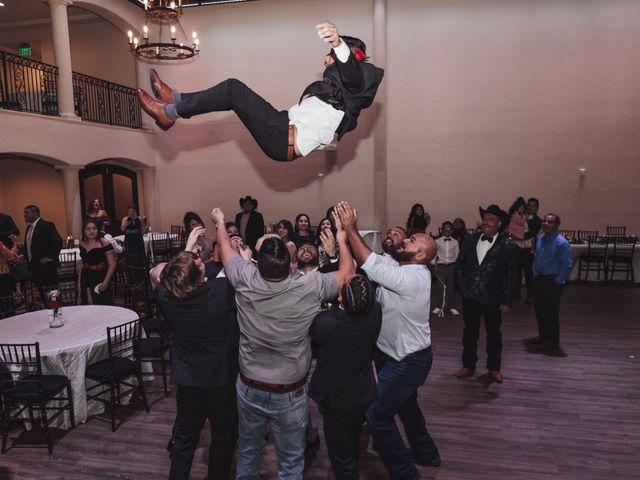 Zelia and Noel's Wedding in The Colony, Texas 38