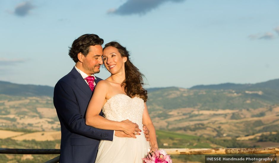 Firas and Elodie's Wedding in Grosseto, Italy