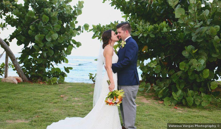 Javier and Katie's Wedding in Isabela, Puerto Rico