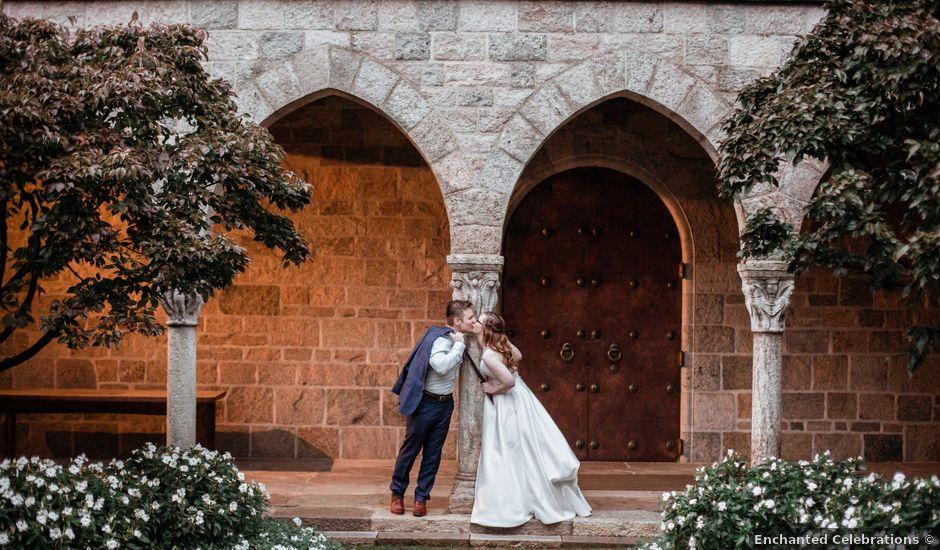 Ruslan and Alex's Wedding in Bryn Athyn, Pennsylvania