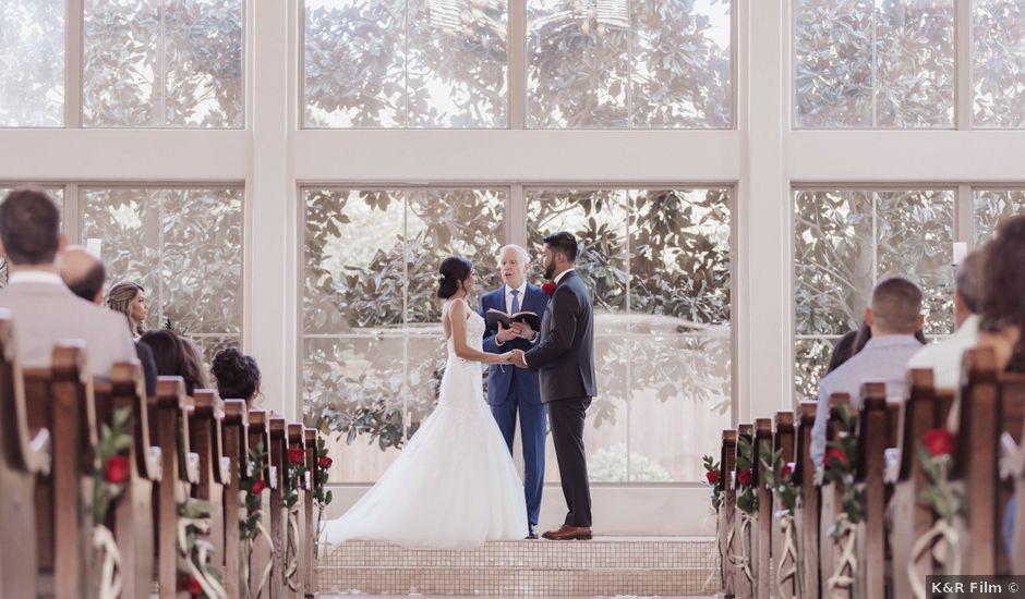 Zelia and Noel's Wedding in The Colony, Texas
