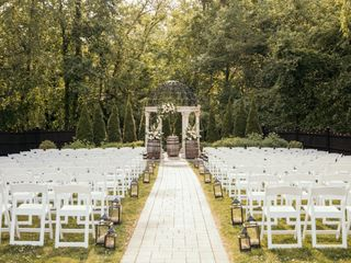 The wedding of Kelly and Eric 1