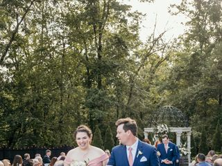 The wedding of Kelly and Eric 3