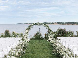The wedding of Nicole Wilson and Michael Wilson 3