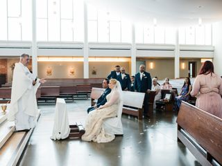 The wedding of Arielle and Eddy 1