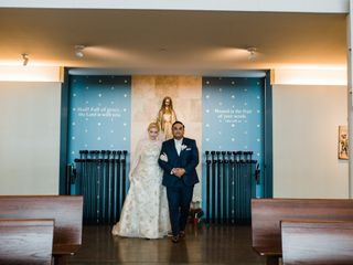 The wedding of Arielle and Eddy