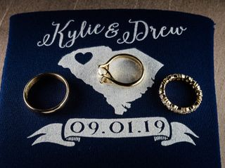 The wedding of Kylie and Drew 2