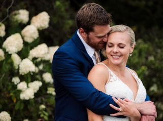 The wedding of Rachel and Robert