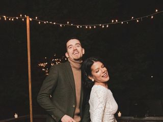 The wedding of Chelsea and Derek 1