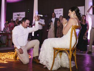 The wedding of Kiara and Andrew 1