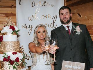 The wedding of Lauren and Grant