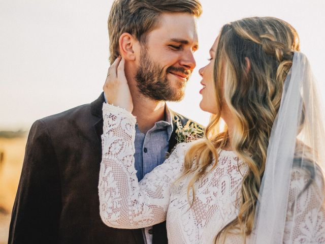 The wedding of Jessica and Connor