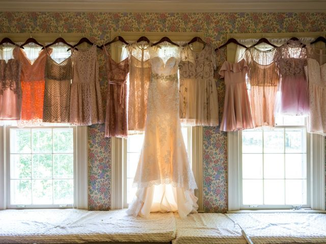 Joe and Mallie's Wedding in Odenville, Alabama 2