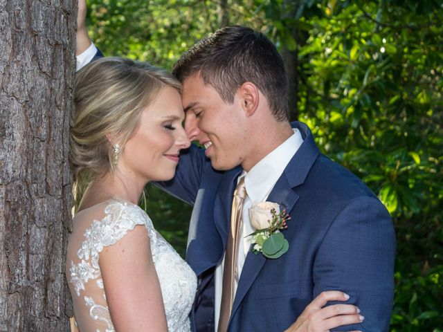 Joe and Mallie's Wedding in Odenville, Alabama 1