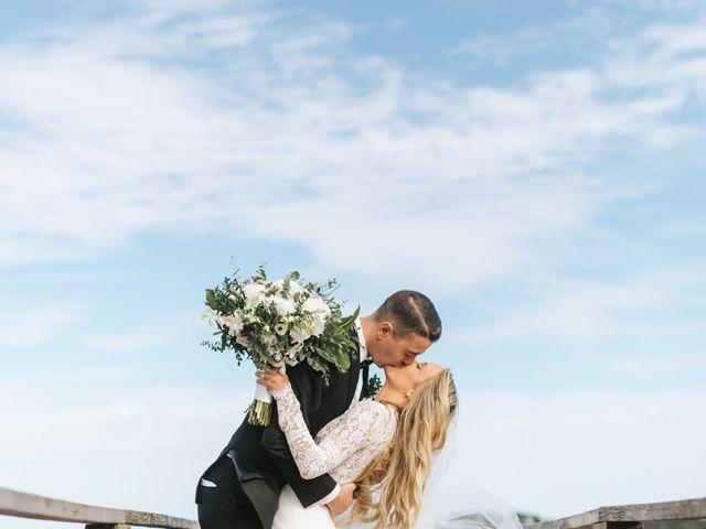 Michael Wilson and Nicole Wilson's Wedding in Harwich, Massachusetts 1