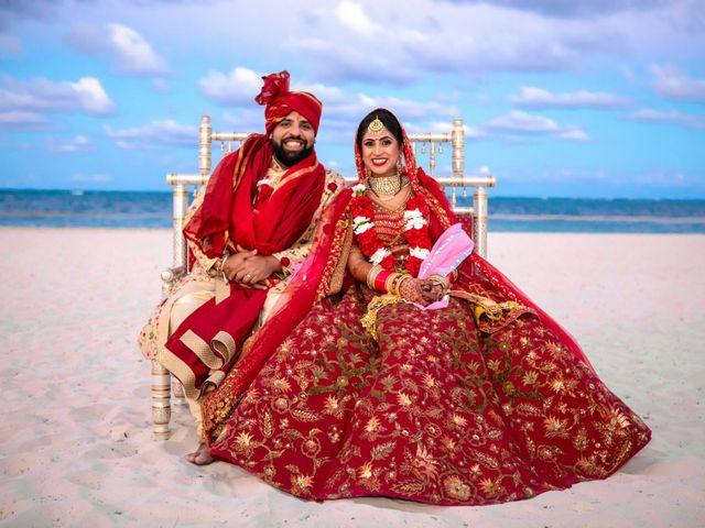 The wedding of Aviral and Gunjan