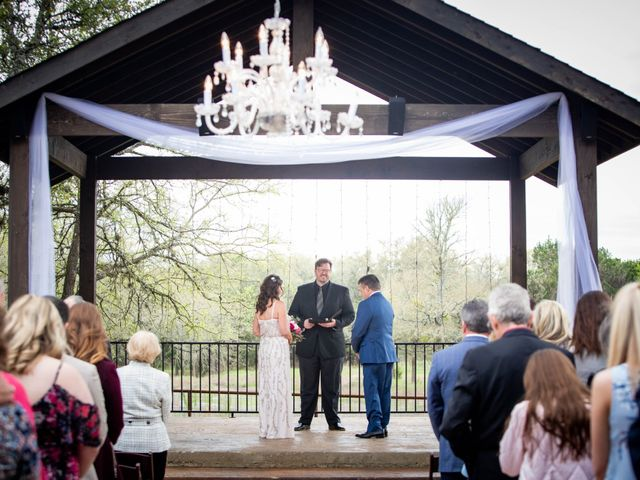 David and Wendy's Wedding in Austin, Texas 1
