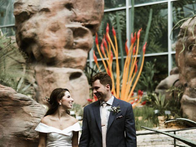 Eric and Kelsie's Wedding in Columbus, Ohio 10