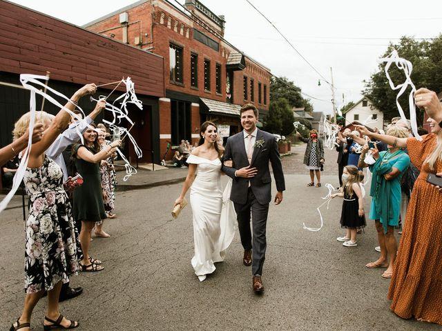 Eric and Kelsie's Wedding in Columbus, Ohio 30