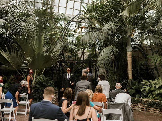 Eric and Kelsie's Wedding in Columbus, Ohio 34