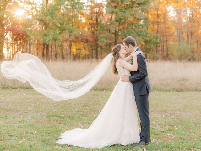 The wedding of Hannah and Tim