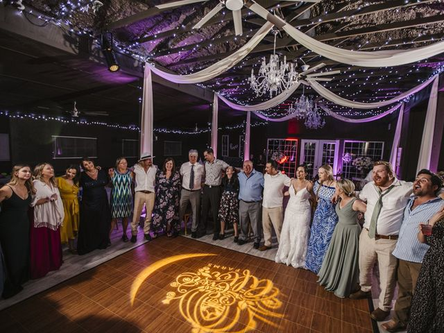 Andrew and Kiara's Wedding in Mims, Florida 7